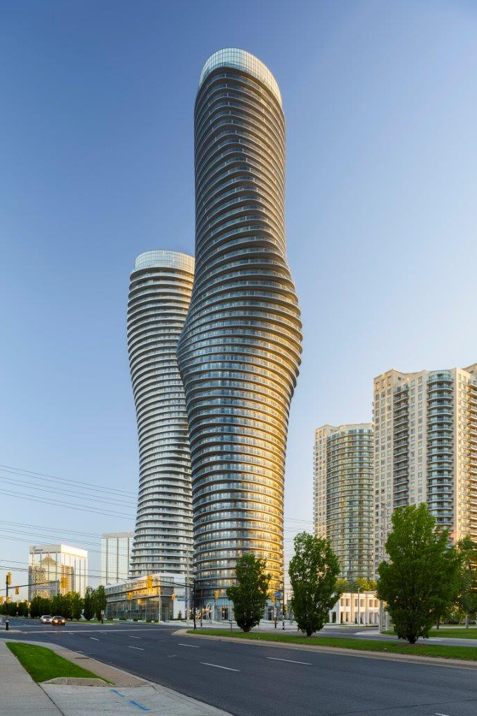 Absolute Towers_MAD architects