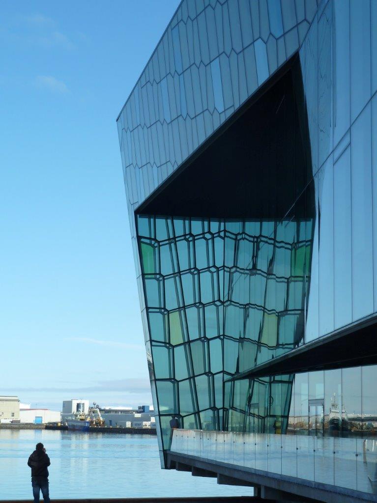 Harpa Concert Hall and Conference Center Reykjavek_Henning Larsen Architects