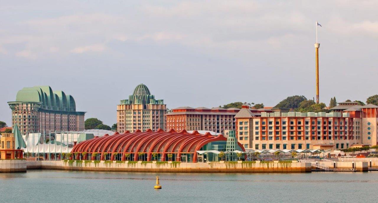 Resorts World Sentosa_DP architects